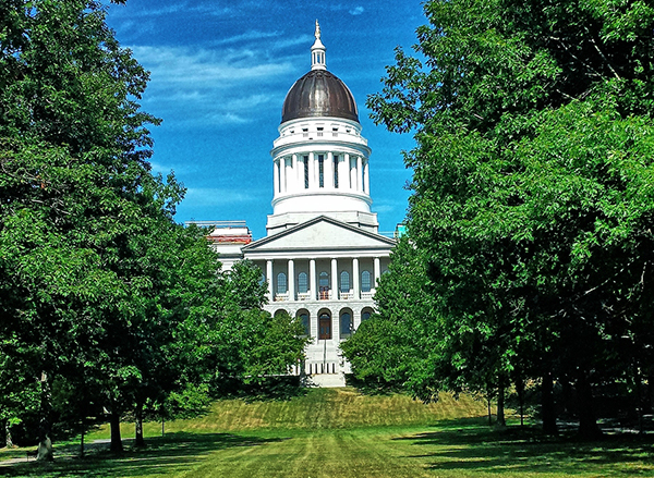 state of maine tax resolution